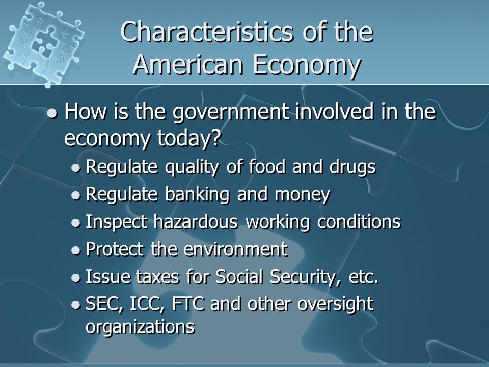 the american economy in regards to the environment Economy vs environment by david owen  the united states didn't ratify the kyoto protocol, but canada did, and its experience is suggestive because its economy and per-capita oil.