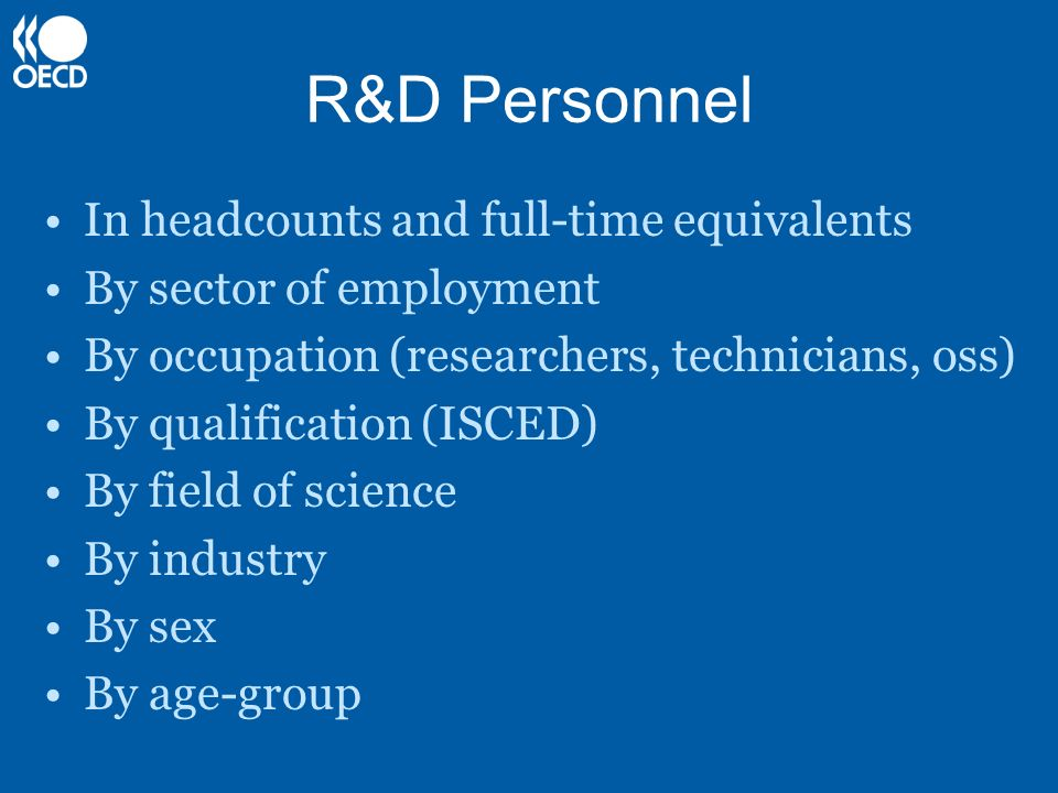 R&D Personnel In headcounts and full-time equivalents