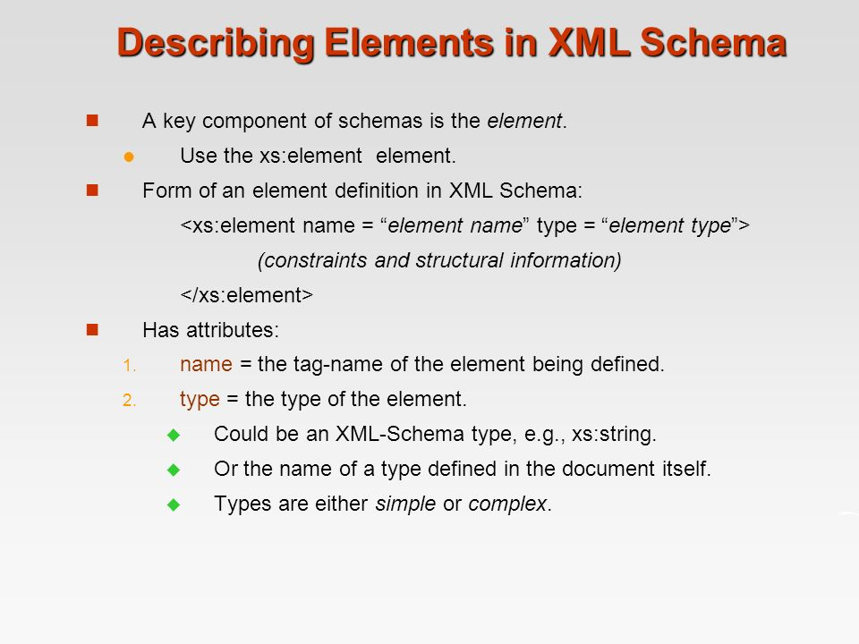 document type definition in xml pdf