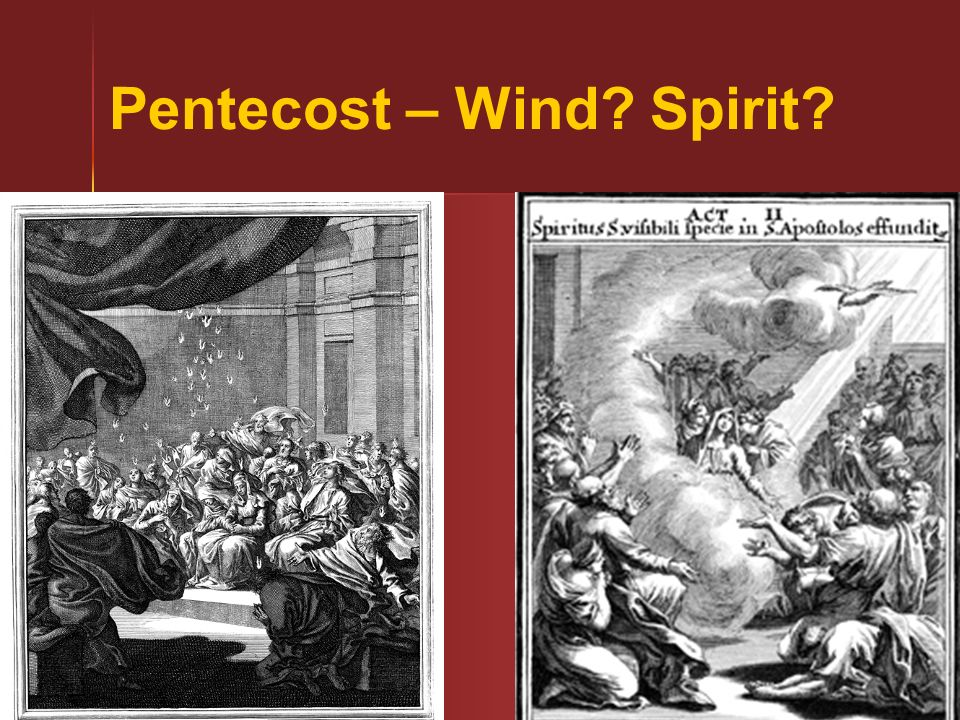 Pentecost – Wind Spirit