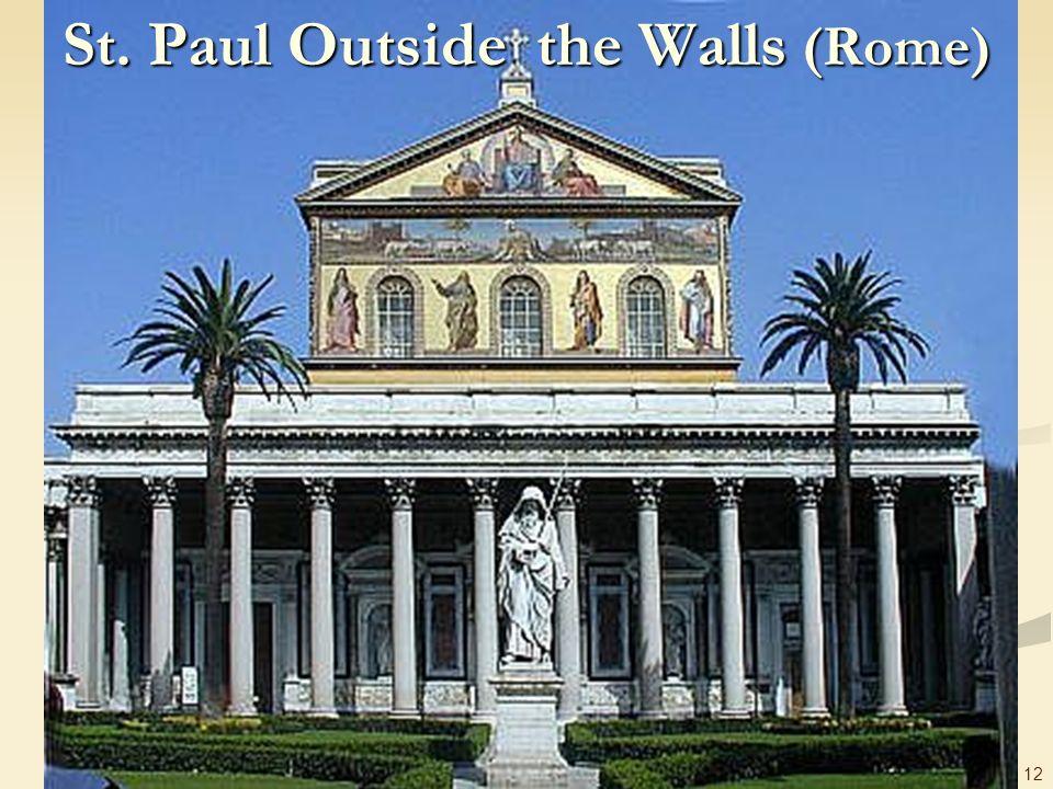 St. Paul Outside the Walls (Rome)