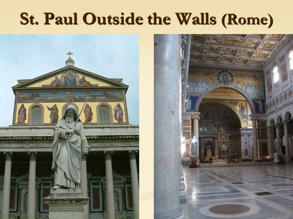St. Paul Outside the Walls (Rome)