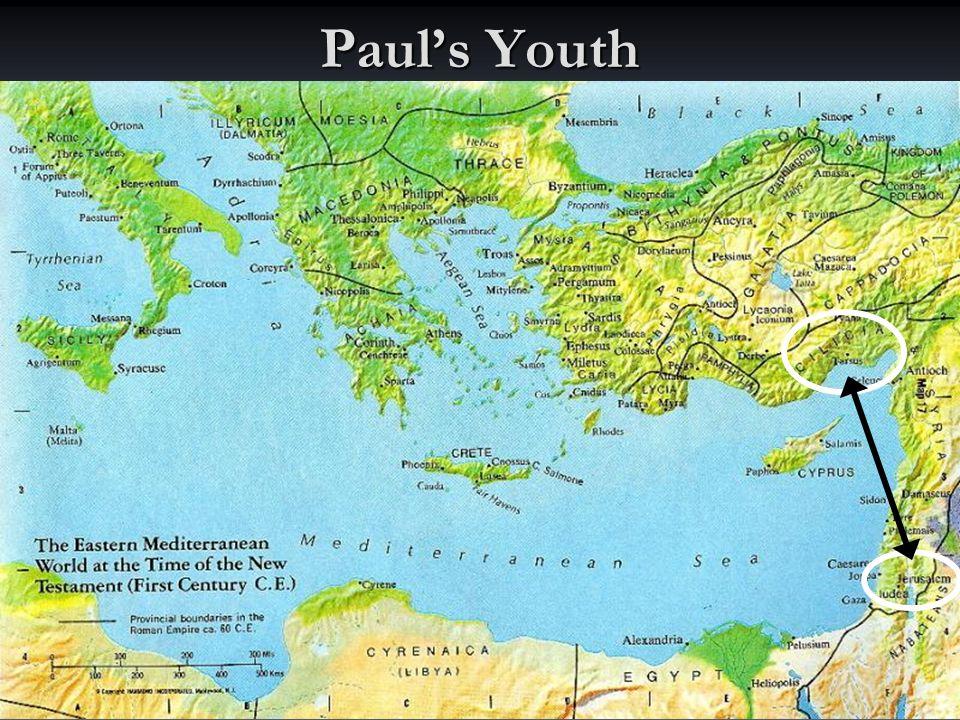 Paul's Youth