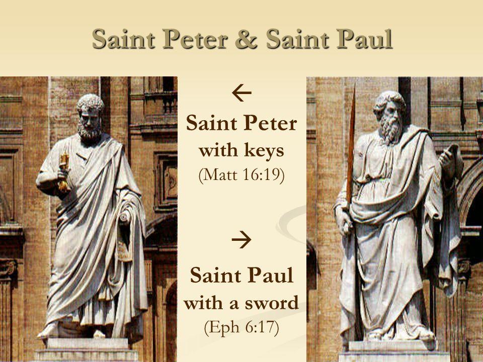 Saint Peter & Saint Paul