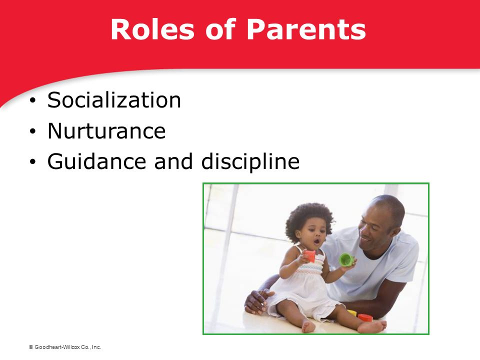 parental roles in socializing children essay Children from homes in which parents do not possess a college education  the  role of religion as an agent of socialization cannot be ignored.