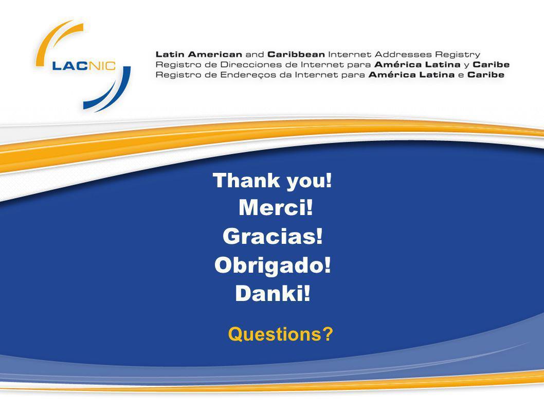 Thank you! Merci! Gracias! Obrigado! Danki!
