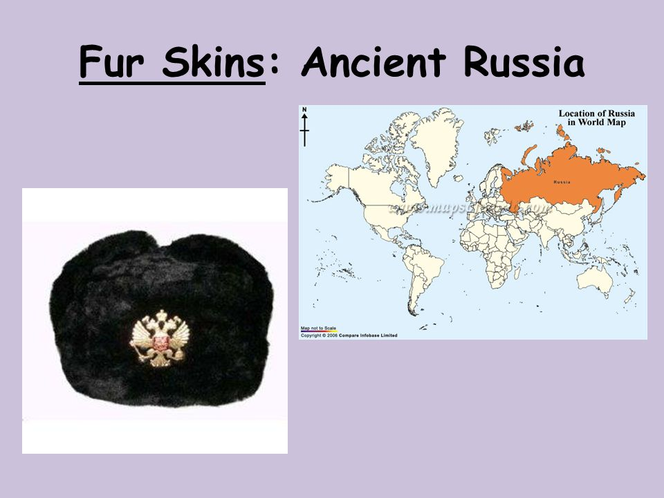 Fur Skins: Ancient Russia