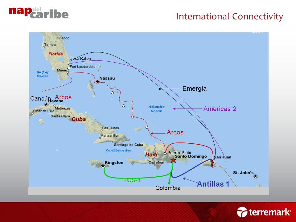 International Connectivity