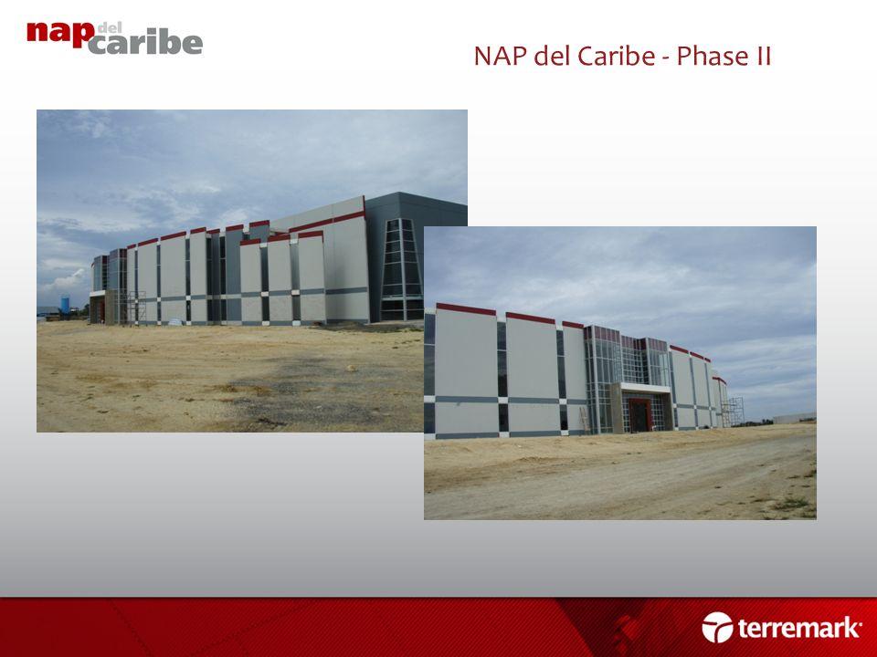 NAP del Caribe - Phase II