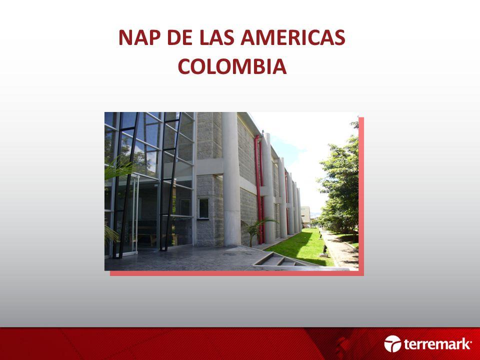 NAP DE LAS AMERICAS COLOMBIA