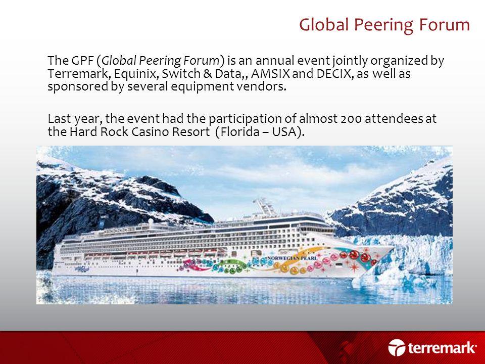 Global Peering Forum