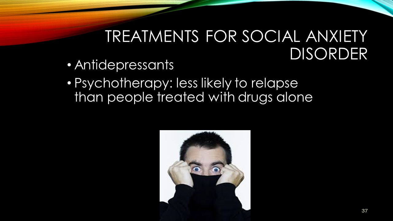 an analysis of an example definition symptoms and treatment of social phobia