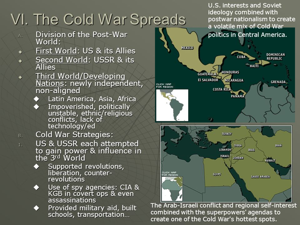 How Did the Cold War Affect America?