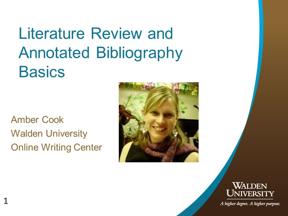 annotated bibliography nursing research