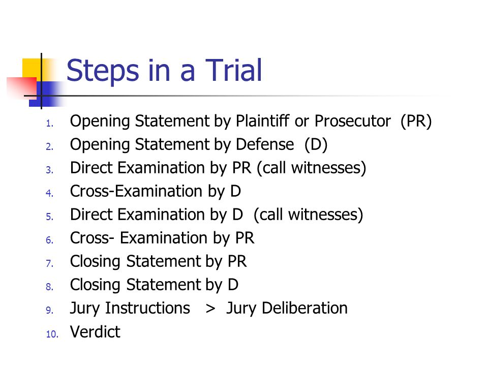 state and federal court systems ppt download