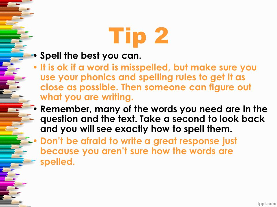 diificult words to spell and how to remember them