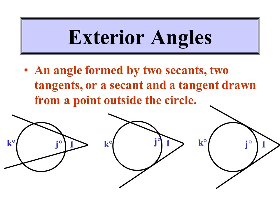 8 5 Angles In Circles Ppt Video Online Download