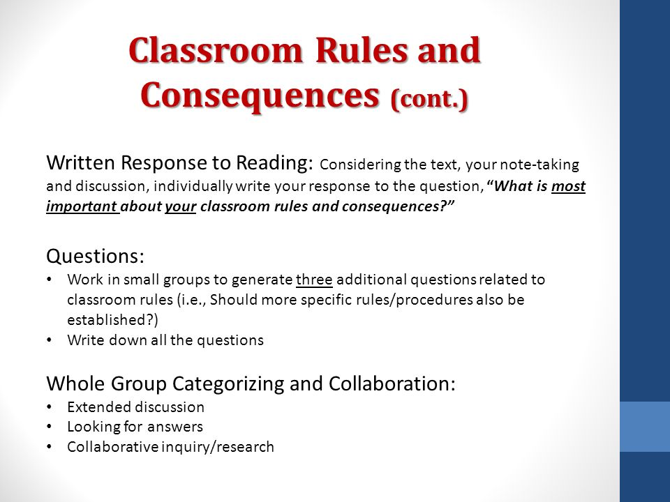 Collaborative Classroom Rules ~ Welcome to career technical education we re glad that you
