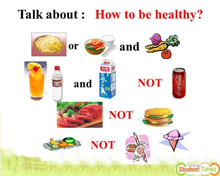 Good Food Bad Food Module Water