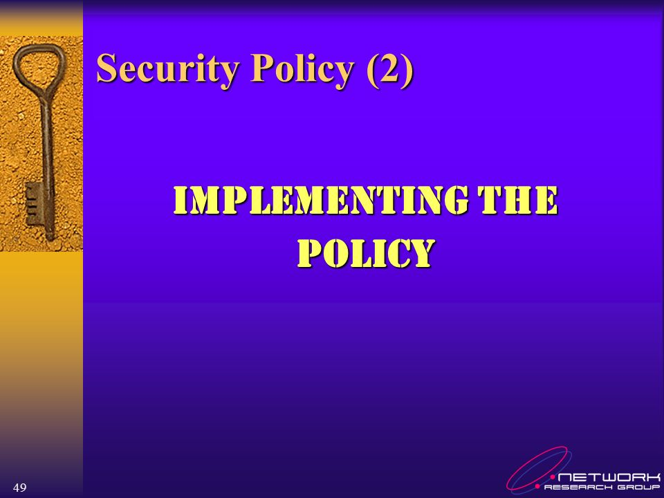 policies and procedures that organizations should implement to protect themselves Volunteer policies tweet share on facebook share on google+ print free to all why you problem solving and complaint procedures for volunteers the policy should also be reviewed regularly.