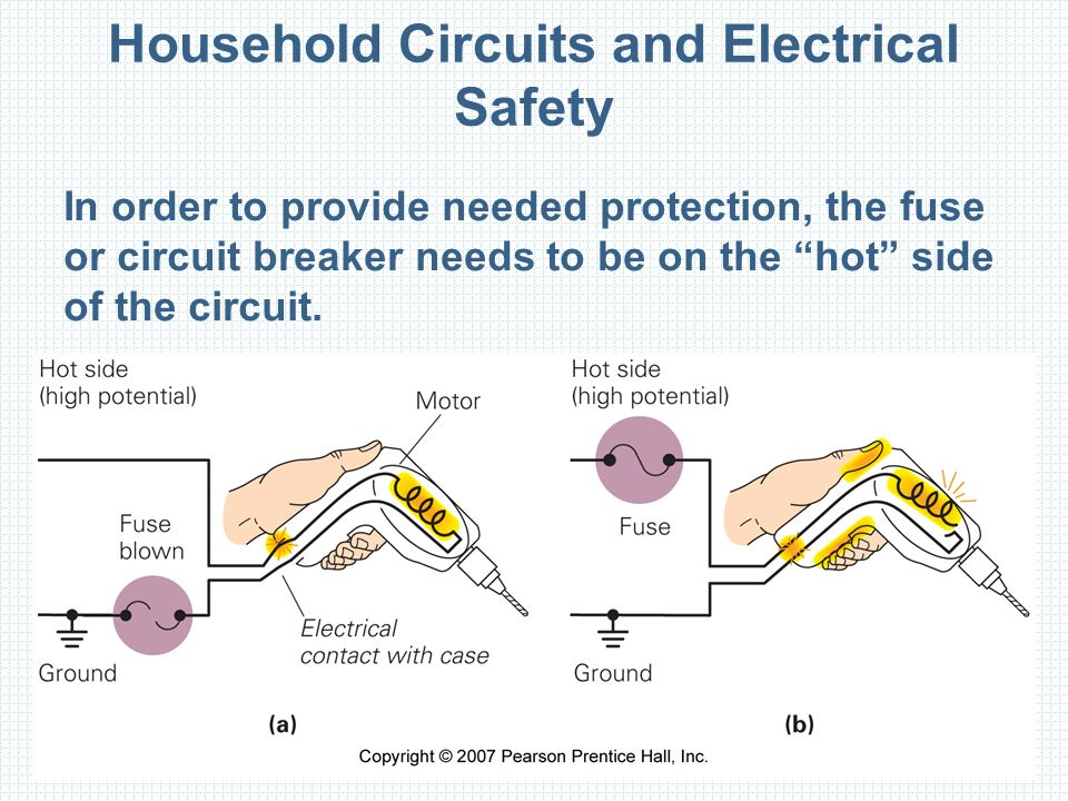 Household Circuit Diagram - Merzie.net