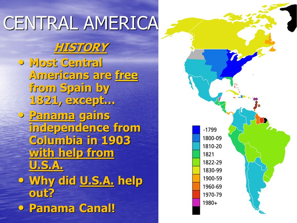 panama and us relationship with columbia