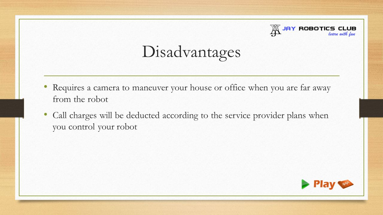 Dda Line Drawing Algorithm Advantages And Disadvantages : Mobile controlled robot without microcontroller ppt