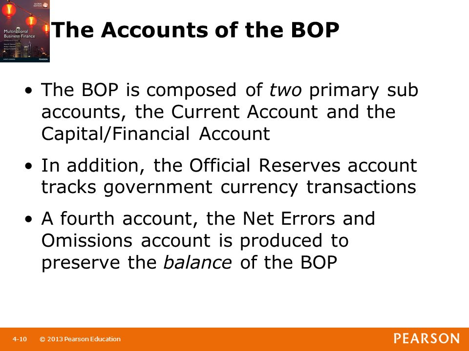 current balance of payments bop position of Balance of payments & international investment position for the quarter ended june 2013 fast facts current account the bermuda current account recorded a surplus of $228 million in the.