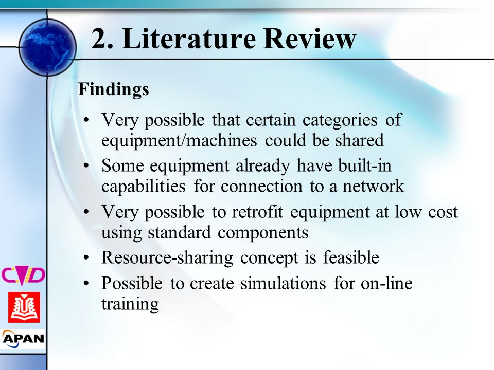 2. Literature Review Findings