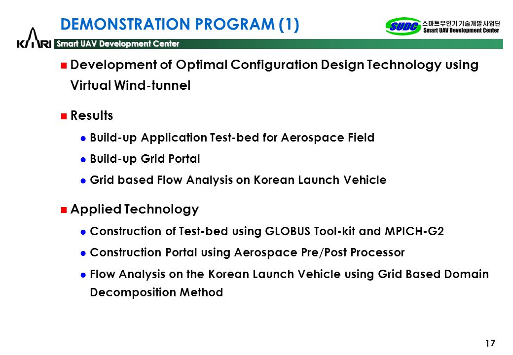 DEMONSTRATION PROGRAM (1)