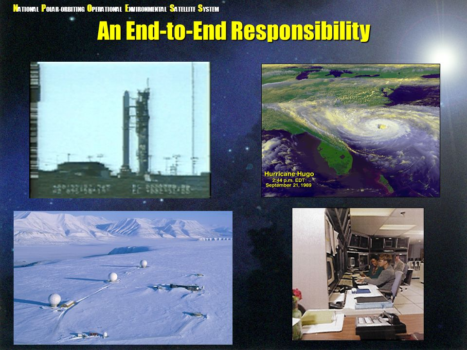An End-to-End Responsibility