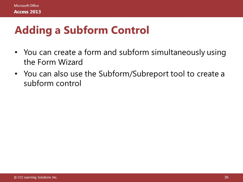 Lesson 4: Working with Forms - ppt video online download