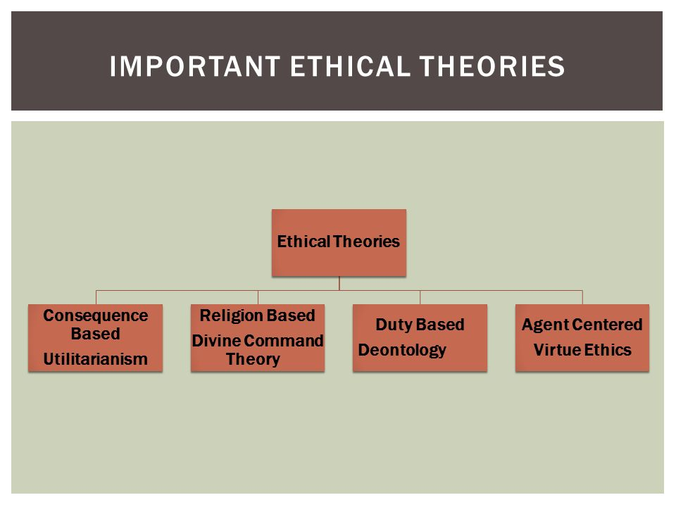 Care Ethics
