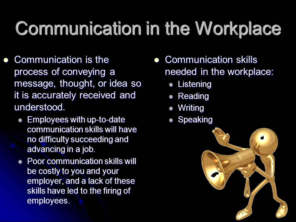 lack of communication in workplace 96% of execs cite lack of collaboration of ineffective communications for workplace failures (salesforce) businesses with effective communication are 50% more likely to have lower employee turnover.