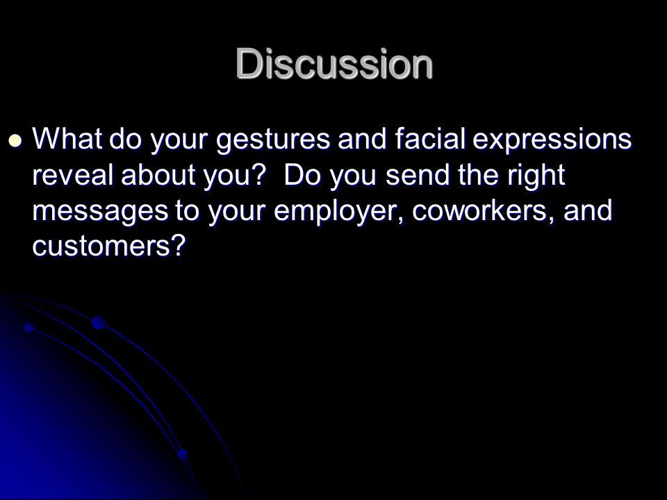 a discussion on facial expressions (for a discussion of the controversies on these claims,  facial expression is used in sign languages to convey specific meanings in american sign language (asl), for instance, raised eyebrows combined with a slightly forward head tilt indicate that what is being signed is a yes/no question lowered eyebrows are used for wh-word questions.