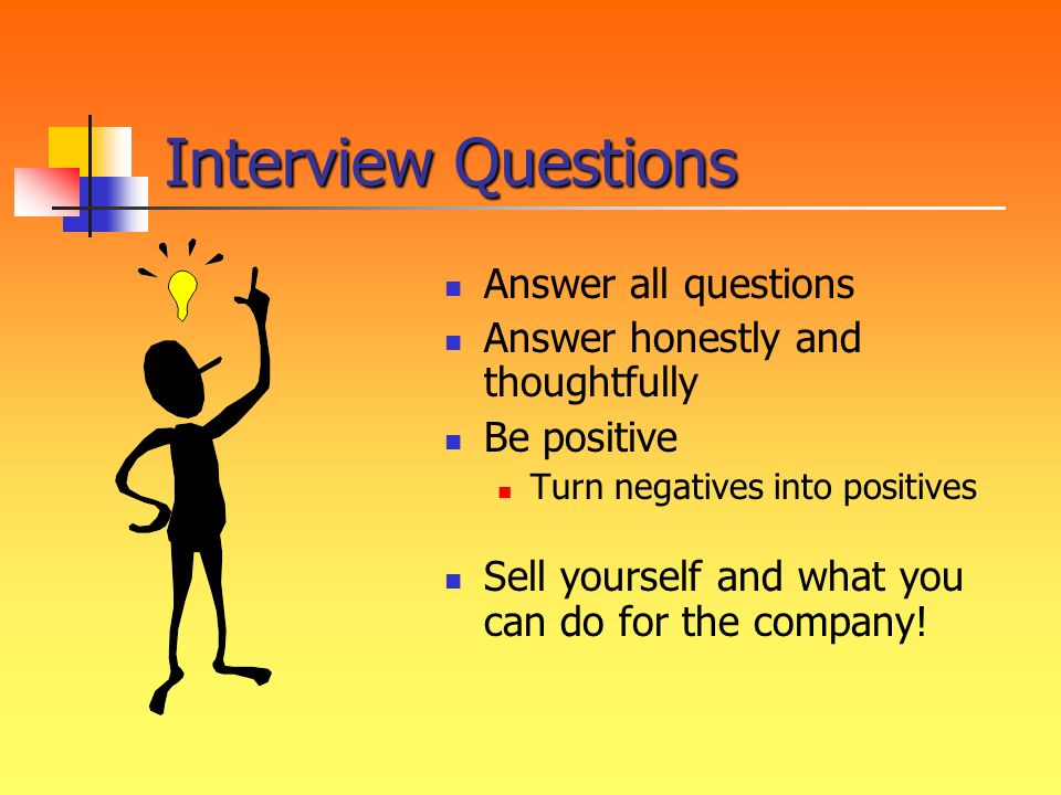 Interview Questions Answer all questions