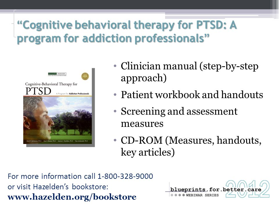 cognitive behavioral therapy for ptsd pdf