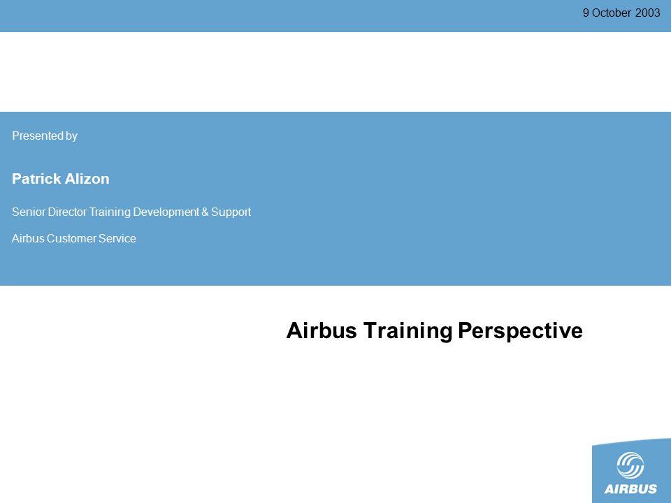 Airbus Training Perspective