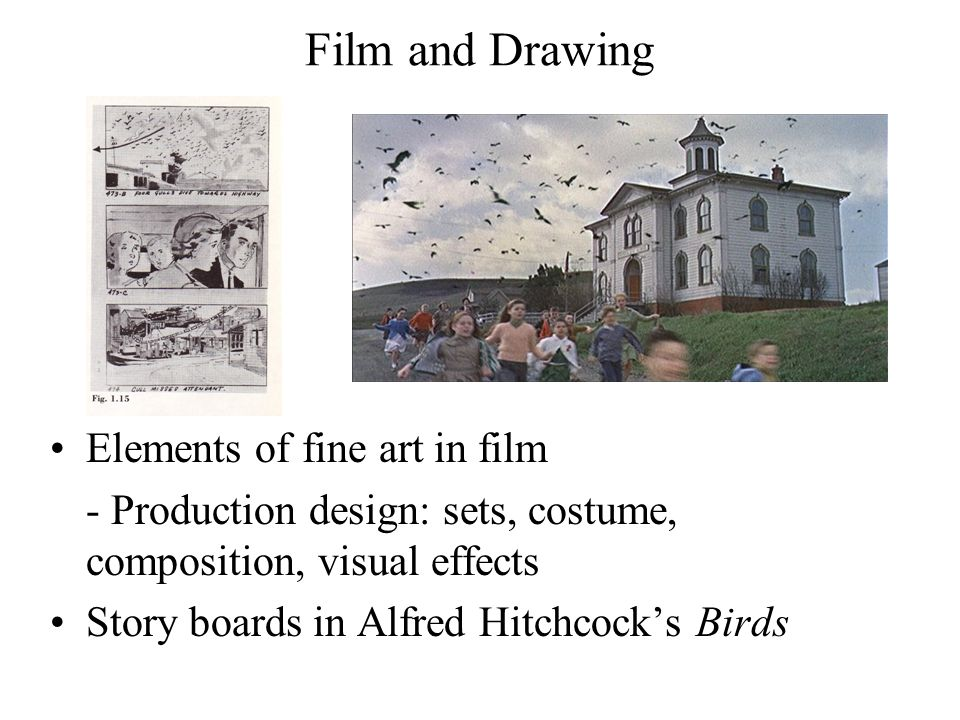 Elements Of Fine Arts : Introduction to arts film and studies ppt download