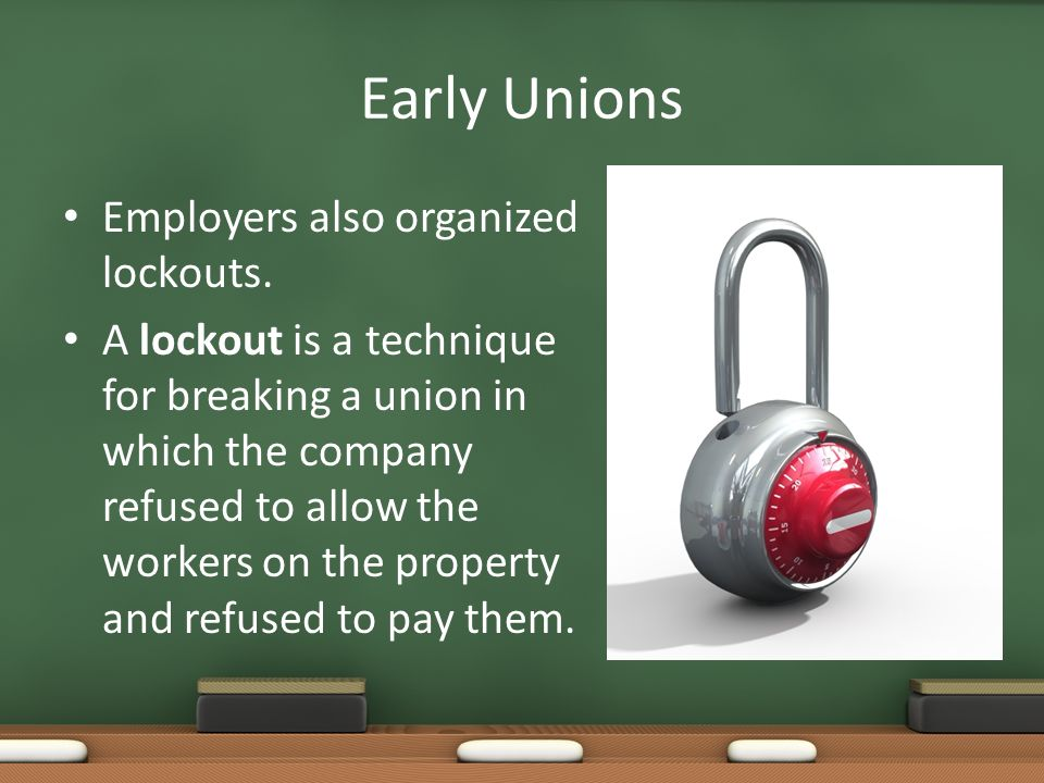 unions and employers The relationship between employer and employee or trade unions is called industrial relation harmonious relationship is necessary for both.