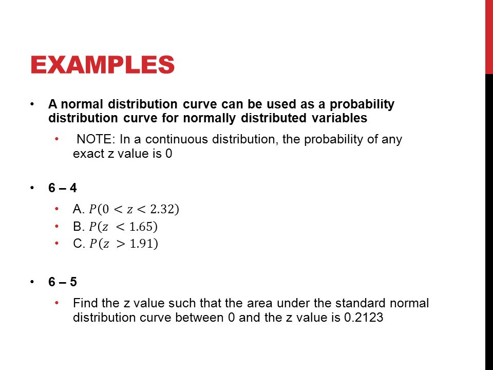 The Normal Distribution Ppt Video Online Download