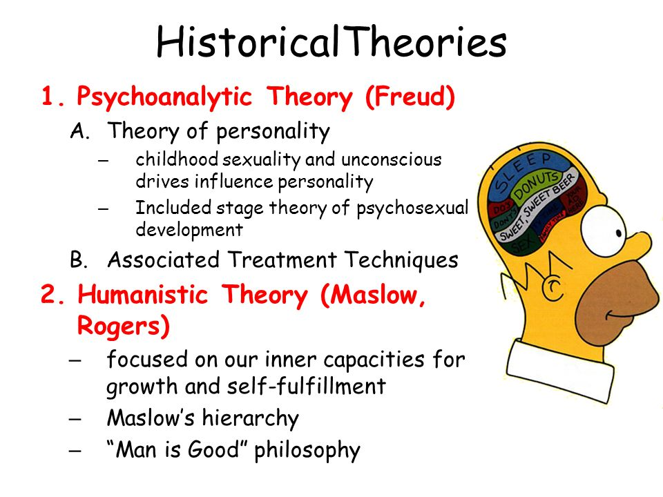 Freud Vs. Rogers: The Theory of Personality