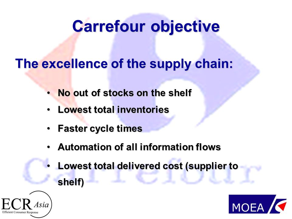 carrefour business strategy The battle for global retail dominance  dramatically and they needed to adjust their strategies accordingly  to a more decentralized approach to the business.