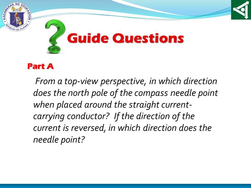 Guide Questions Part A.