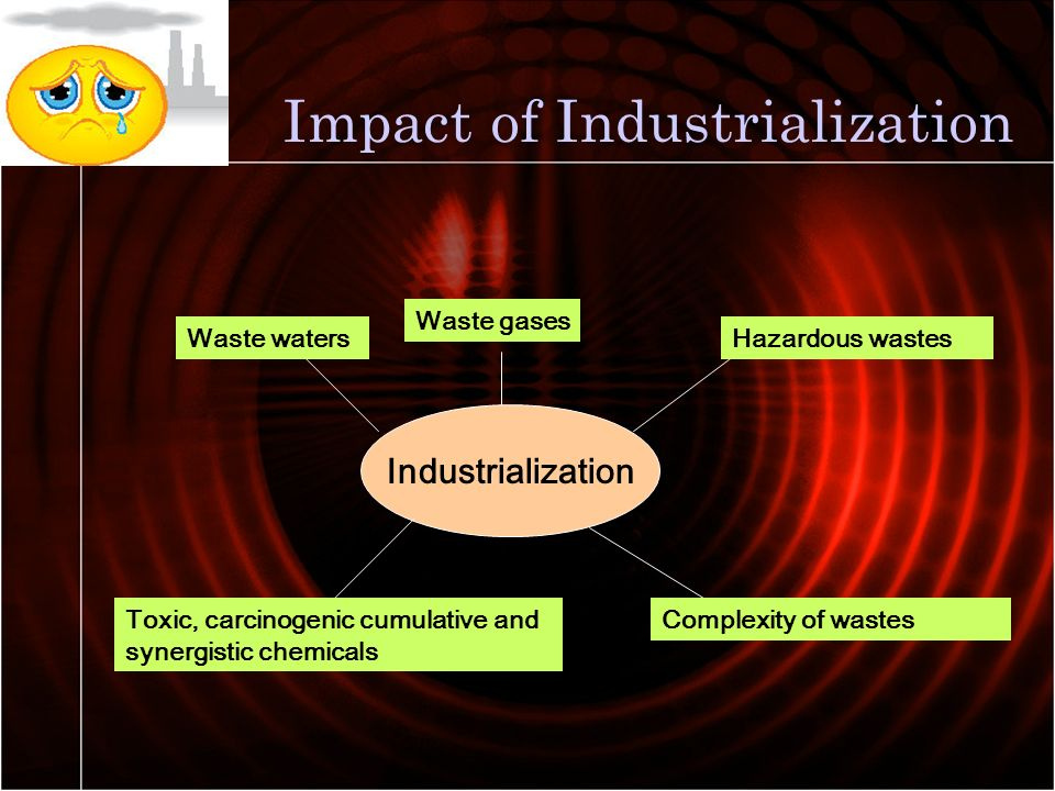 the impact of industrialization and urbanization Urbanization is closely linked to modernization, industrialization, and the sociological process of rationalization urbanization is not merely a modern phenomenon.