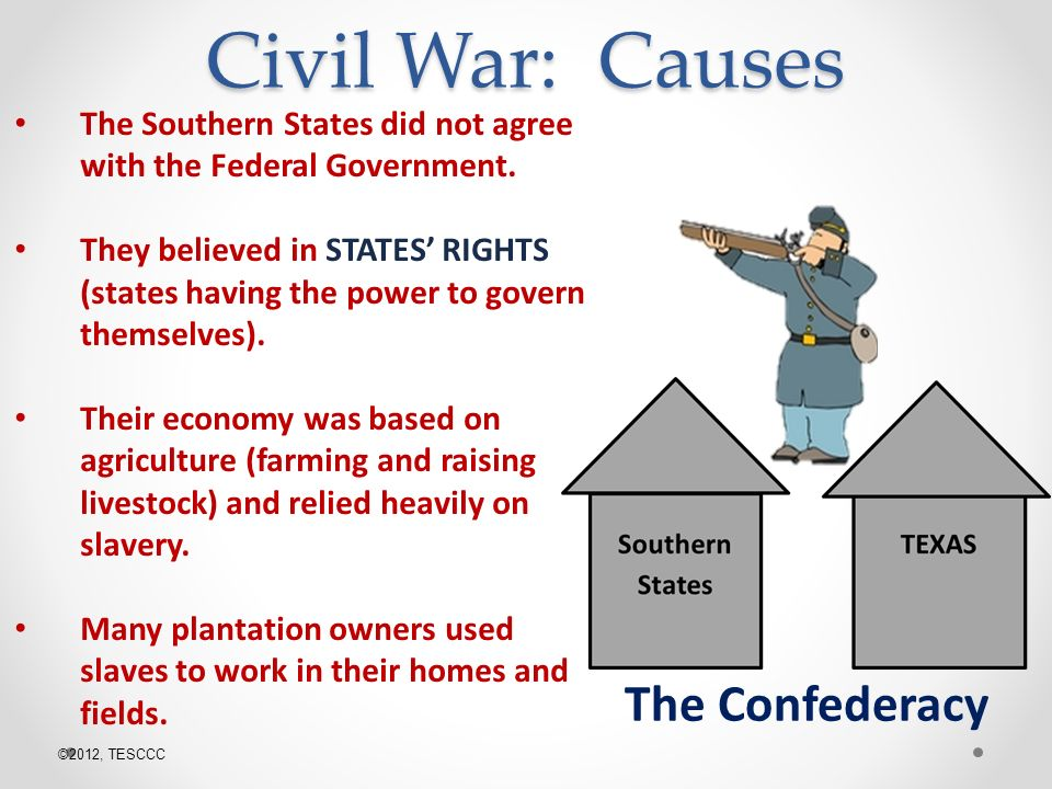 The Civil War and Reconstruction - ppt download