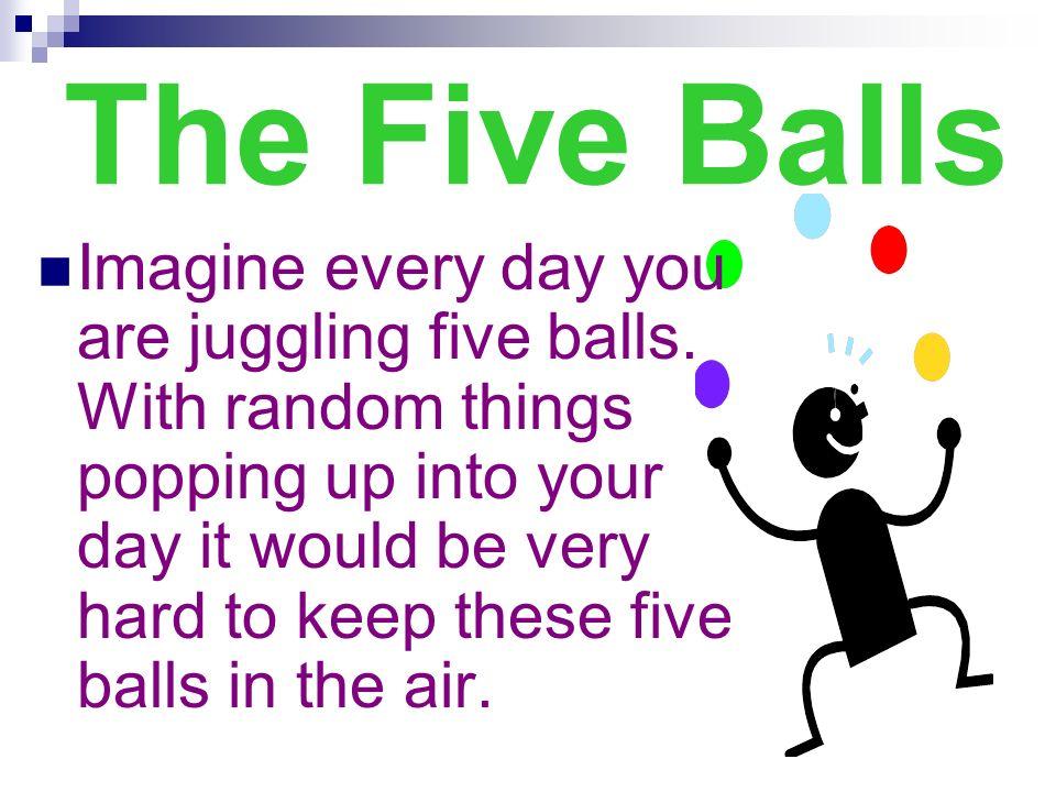 The Five Balls