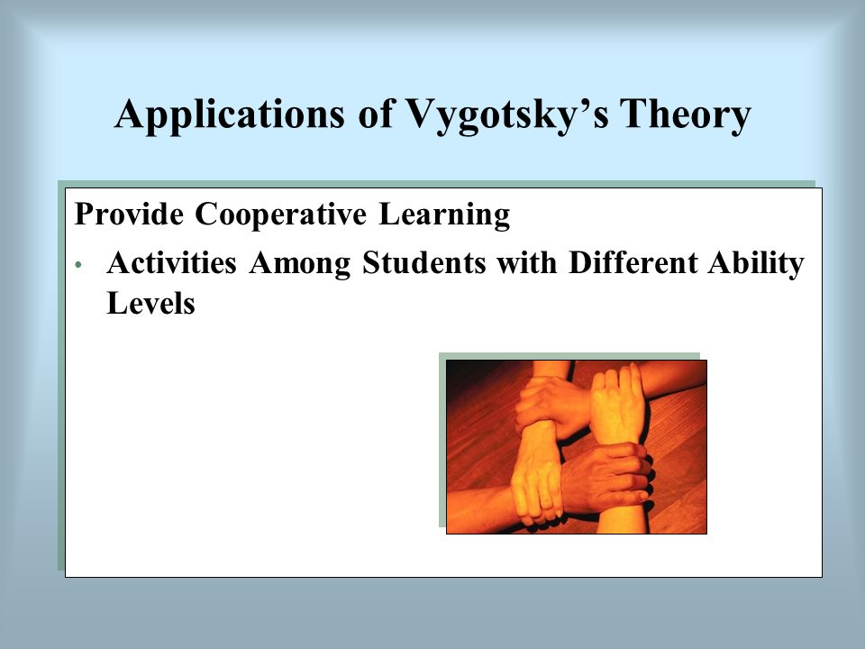 which among the learning theories provided Learning theories simplified  the three dimensions of learning contemporary learning theory in the tension  infed is a not-for-profit site provided by the ymca.