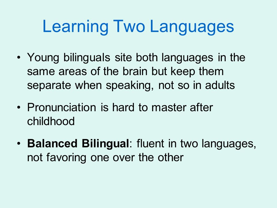 cause and effect bilingual education early child hood List of cons of bilingual education 1 teaching a child to be bilingual is an extremely time consuming pursuit and one that can cause a great deal of frustration.