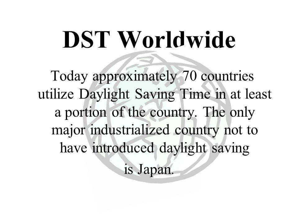 DST Worldwide